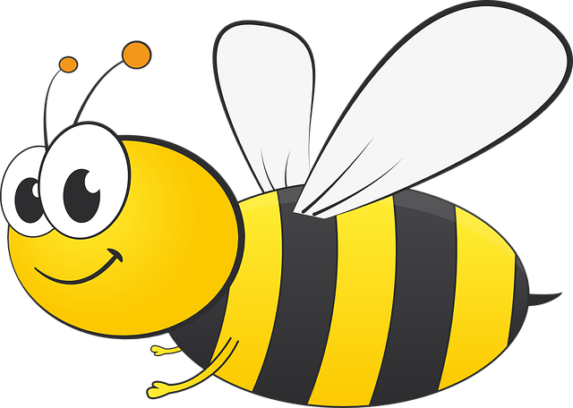 Bee Soaring High